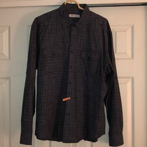 James Campbell Button Down
